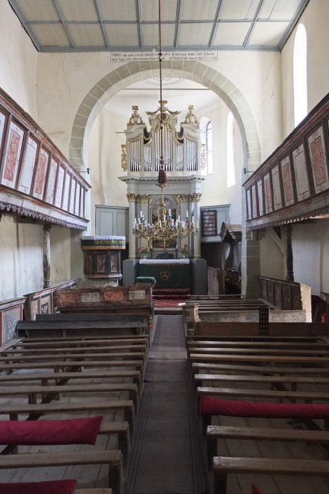 Kirche aus dem 13. Jahrhundert