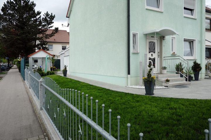 """sog. """"Garten"""" in Schwabach, Eichwasen"""