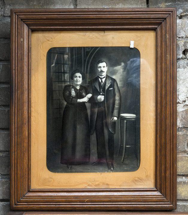 Paar, Anfang 20. Jahrhundert