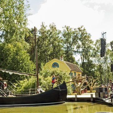 Vimmerby, Astrid Lindgrens värld, Hoppetossa
