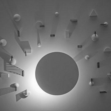 "Vandalorum, ""Time Light"" von Anna Gudmundsdottir"