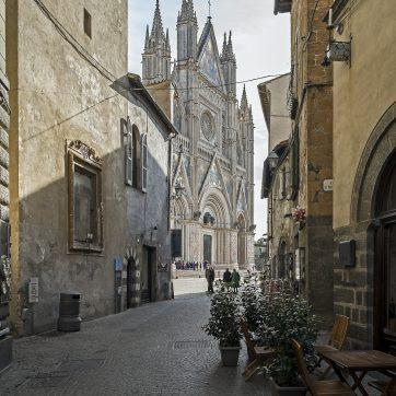 Gotik im Oktober: Dom von Orvieto (Cattedrale di Santa Maria Assunta)