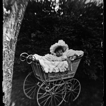 Ernestine Stoecklein, Fürth, 18.7.1898