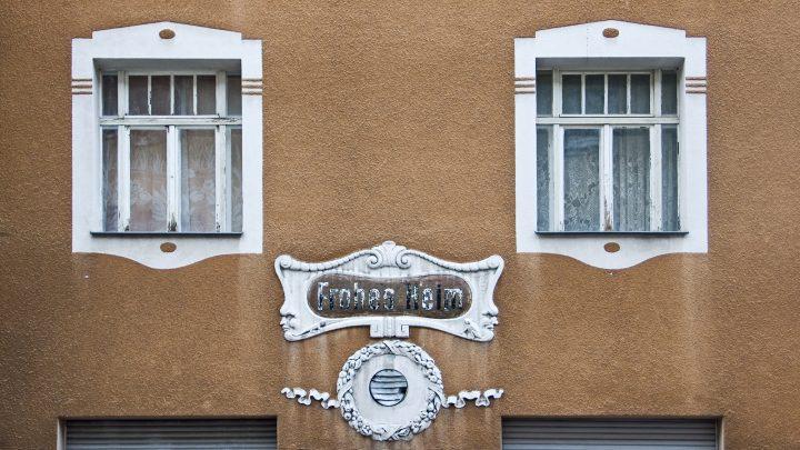 Simonstraße - Ecke Kornstraße