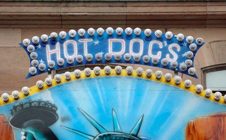 eine Hund`s Typo hier in Robert`s Foto`s