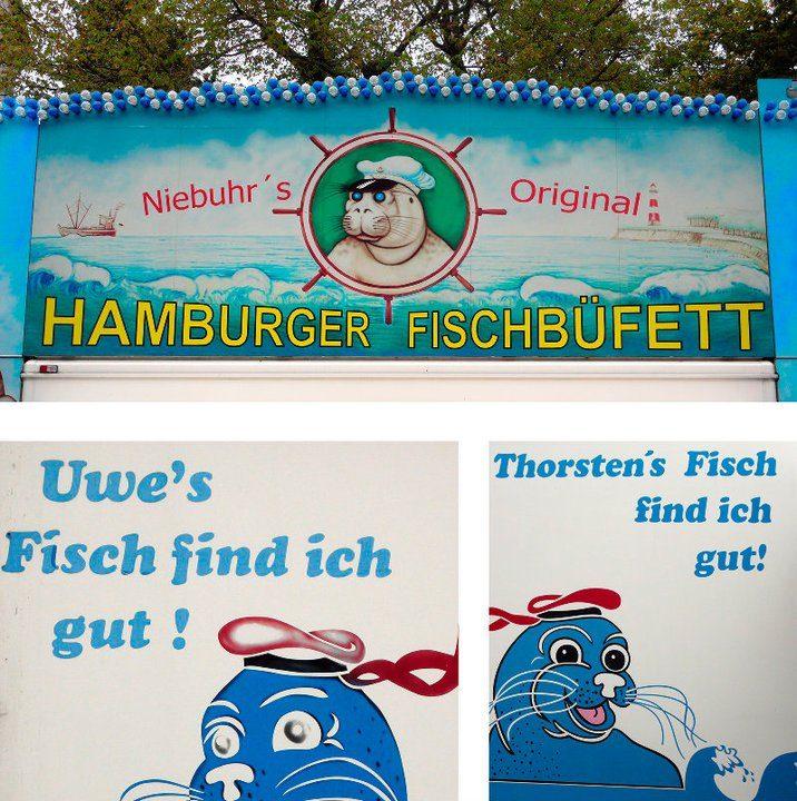 Zunächst dachte ich, der Idiotenapostroph könnte ein speziell Norddeutsches Problem sein, das vor allem im Zusammenhang mit Fisch auftritt...