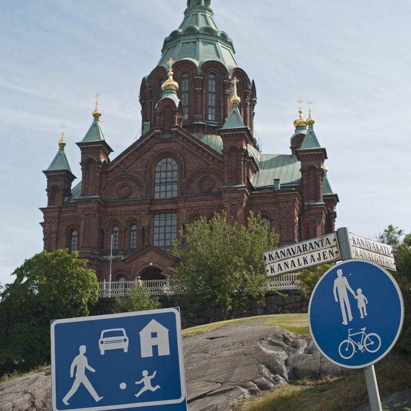 Helsinki, Uspenski-Kathedrale