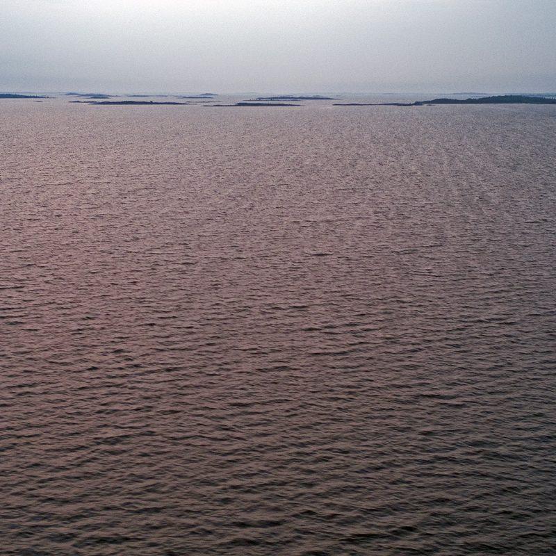 Ostsee zwischen Turku und Stockholm