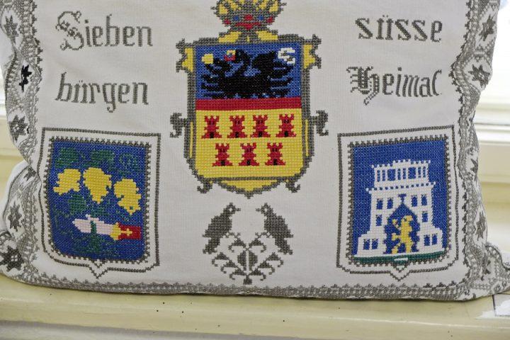 Frau Schneider ist eine von sechs verbliebenen Siebenbürger Sachsen.