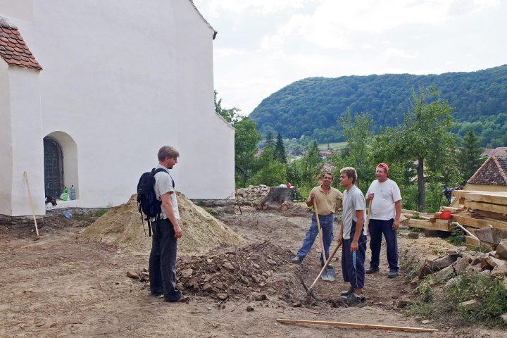 Außerdem gibt es Sebastian Bethge vom Berliner Verein Corona, der seit 10 Jahren in Trappold lebt und dort verheiratet ist.