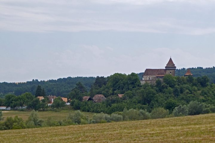 Die Kirchenburg von Deutsch-Weißkirch / Viscri
