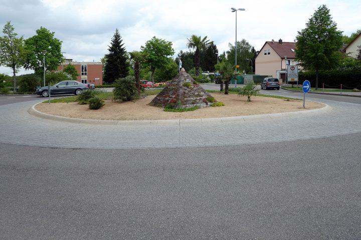 Kreisverkehr, Schwabach, Limbach
