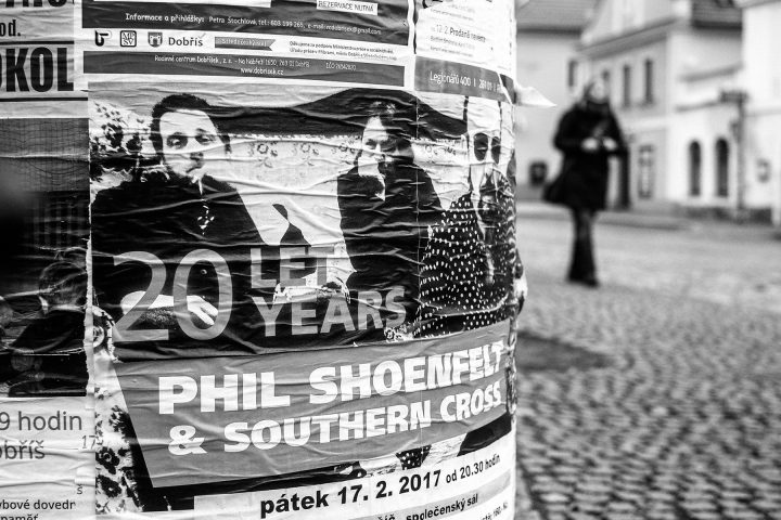 Phil Shoenfelt & Southern Cross