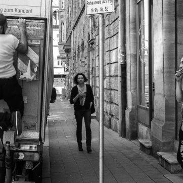 Sport in der Hirschenstraße, 31.03.2017
