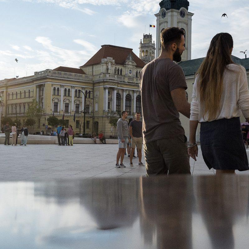 Platz in Oradea