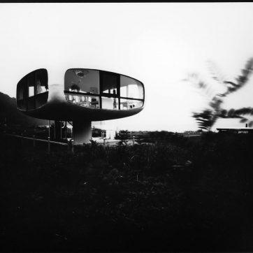 Binz, Rettungsstation von Ulrich Müther (inzwischen Außenstelle des Standesamtes)