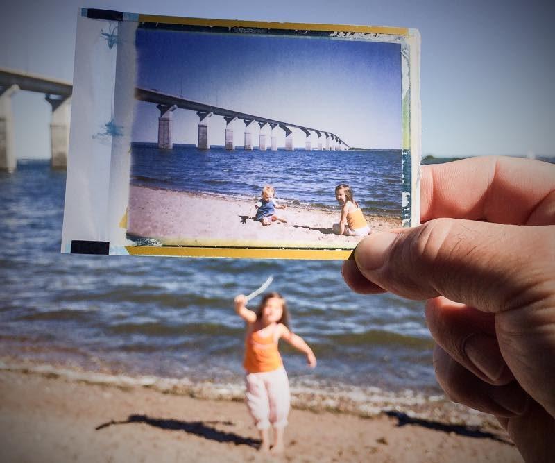 Brücke zwischen Kalmar und der Insel Öland