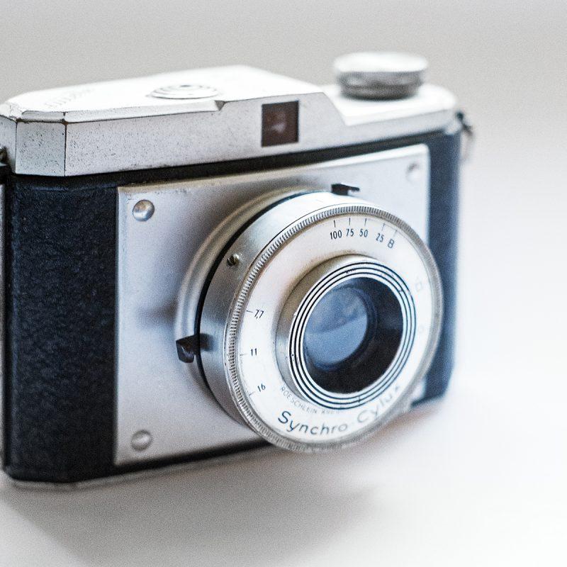 Luxette - einfache Sucherkamera 4x4