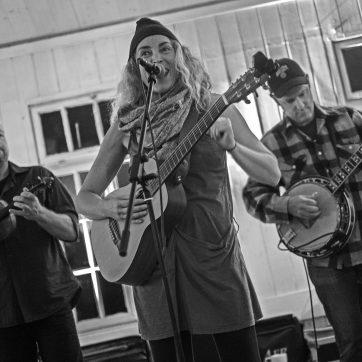 Ronley Teper & The Lipliners - Pavel Cingl, Ronley Teper, Tim Posgate