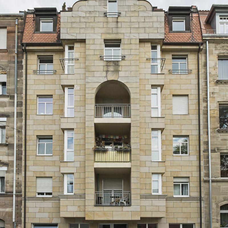 Postmoderner Lückenfüller, Jakobinenstraße 21