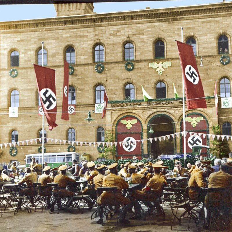 Rathaus 1935
