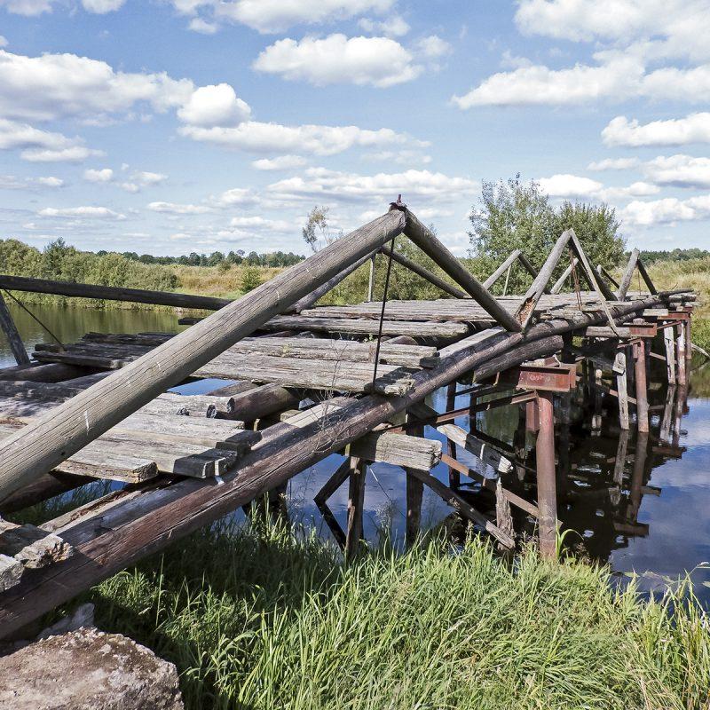 Brücke über den Emån