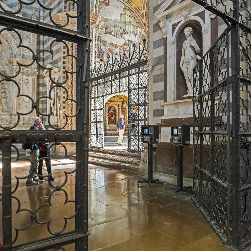 Dom von Orvieto - Kapelle San Brizio