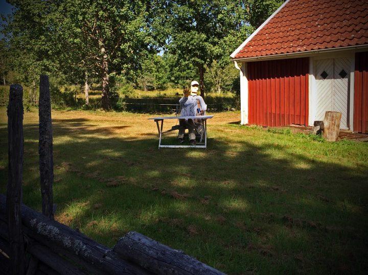 Holzmann, Kråksmåla
