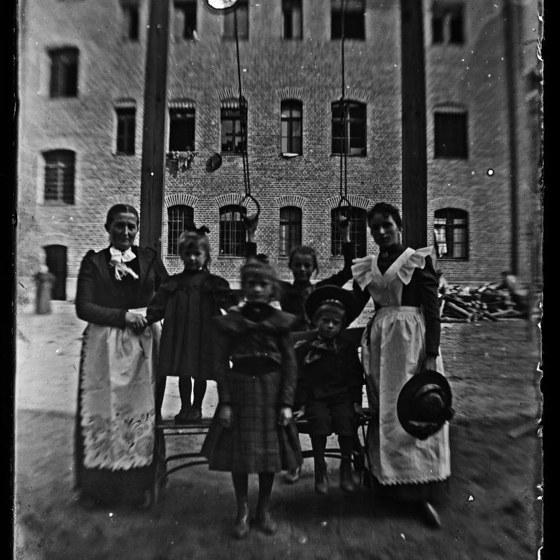 Nürnberg, 11. August 1900