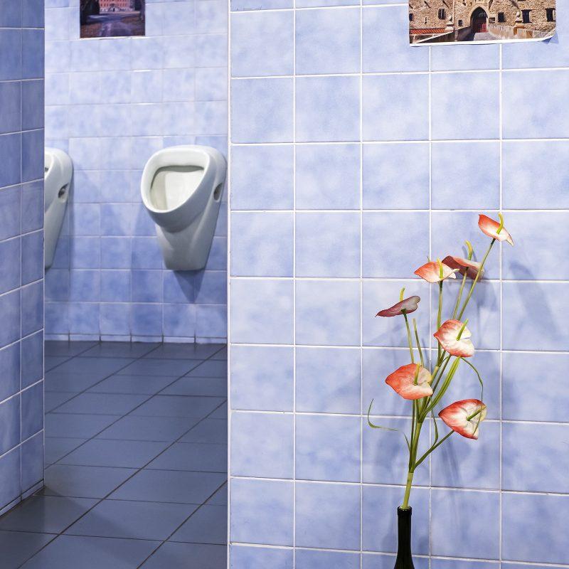 öffentliches WC in Tabor