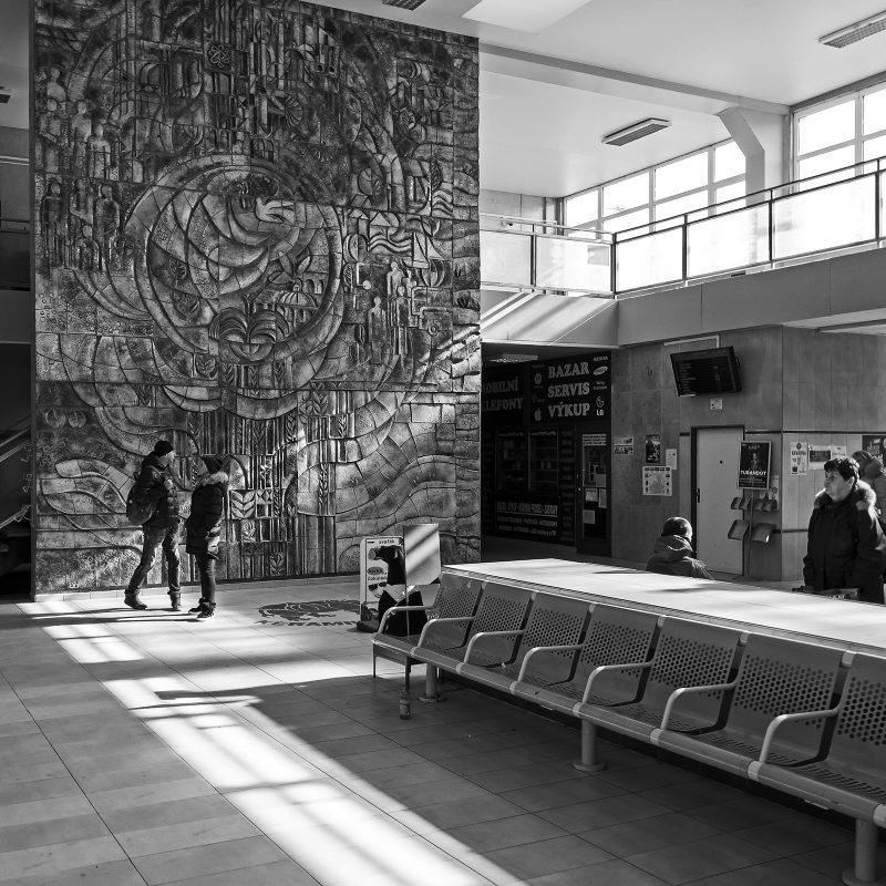 Busbahnhof Pilsen