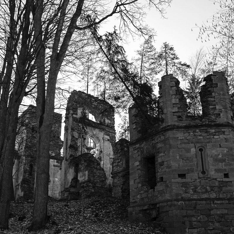 Schlossruine Světce / Heiligen (Tachov)