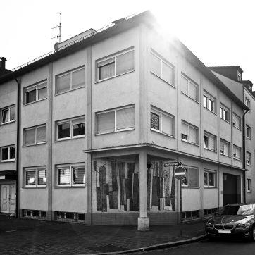 Hopfenstraße, Ecke Kaiserstraße