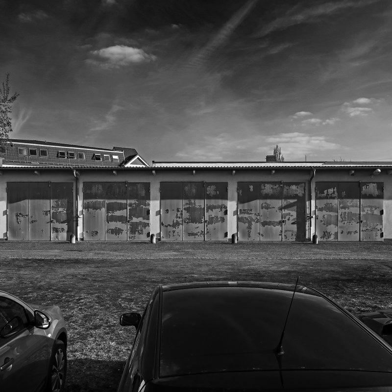 Hangar für Phönixe?