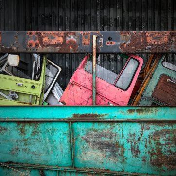 The Doors Of Transportation (LKW-Schrott)