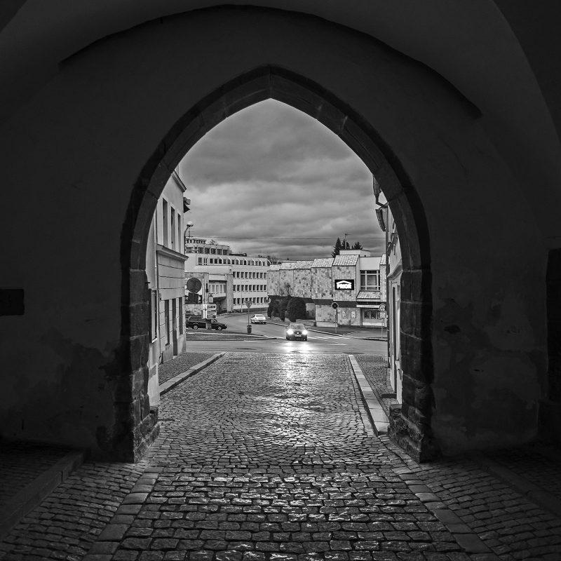 Prachatice, Tor