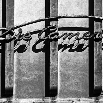 Die Camera war in den 1950er Jahren mal ein Fürther Kino und wenig später, in den 60ern, das, was man damals einen Beatschuppen nannte