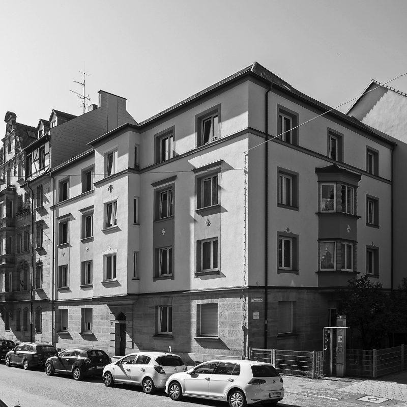 Amalienstraße Ecke Winklerstraße