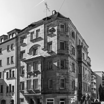Amalienstraße Ecke Benno-Mayer-Straße
