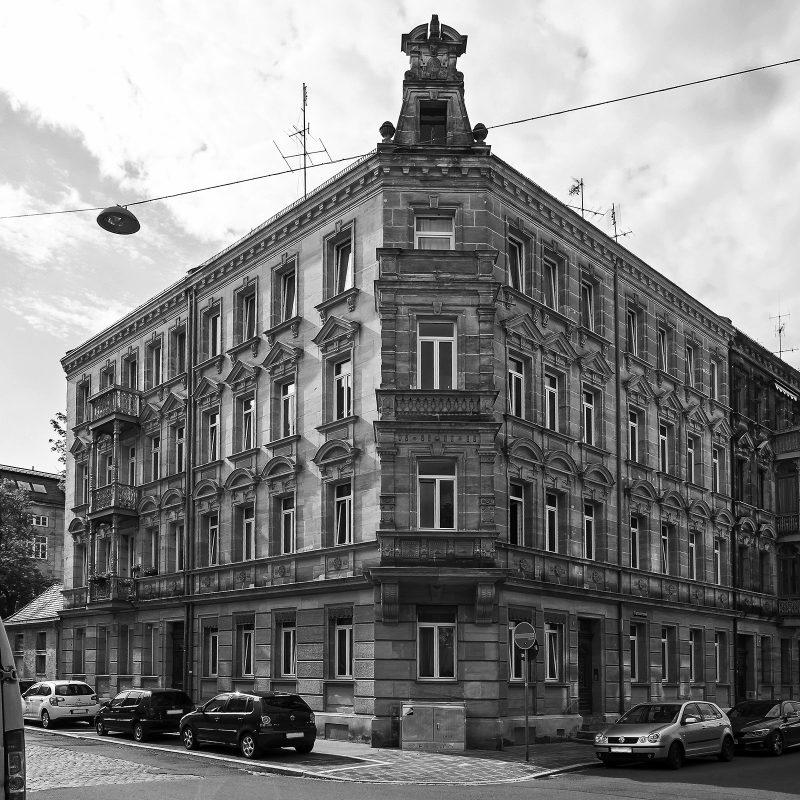 Amalienstraße Ecke Turnstraße