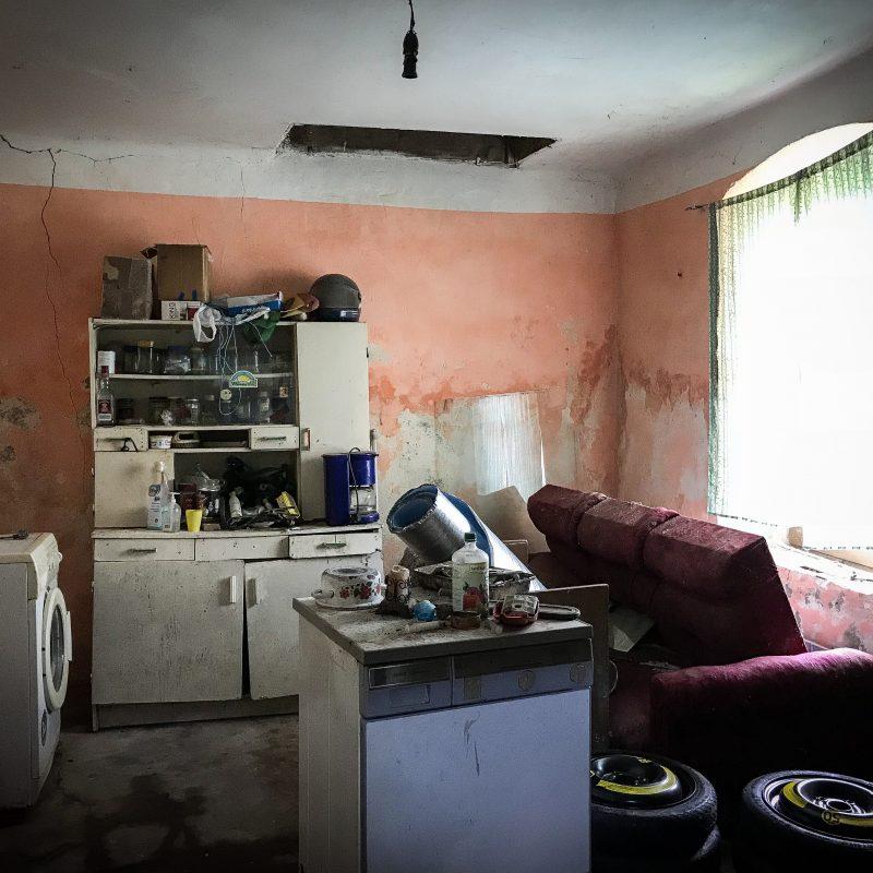 Nebenraum der Sommerküche