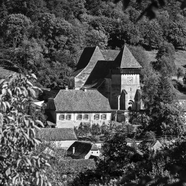 Copșa Mare / Groß-Kopisch - Biserica fortificată / Kirchenburg
