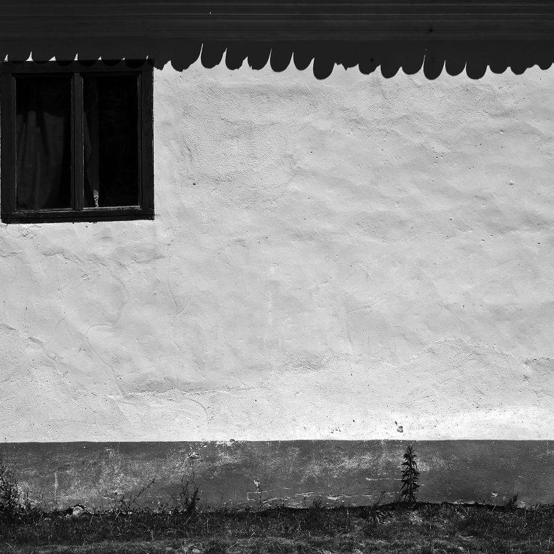 Viscri / Deutsch-Weißkirch - Wand