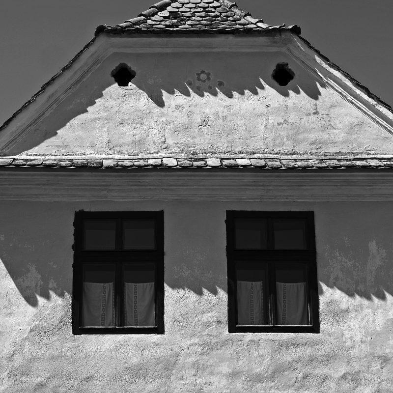 Viscri / Deutsch-Weißkirch - Giebel