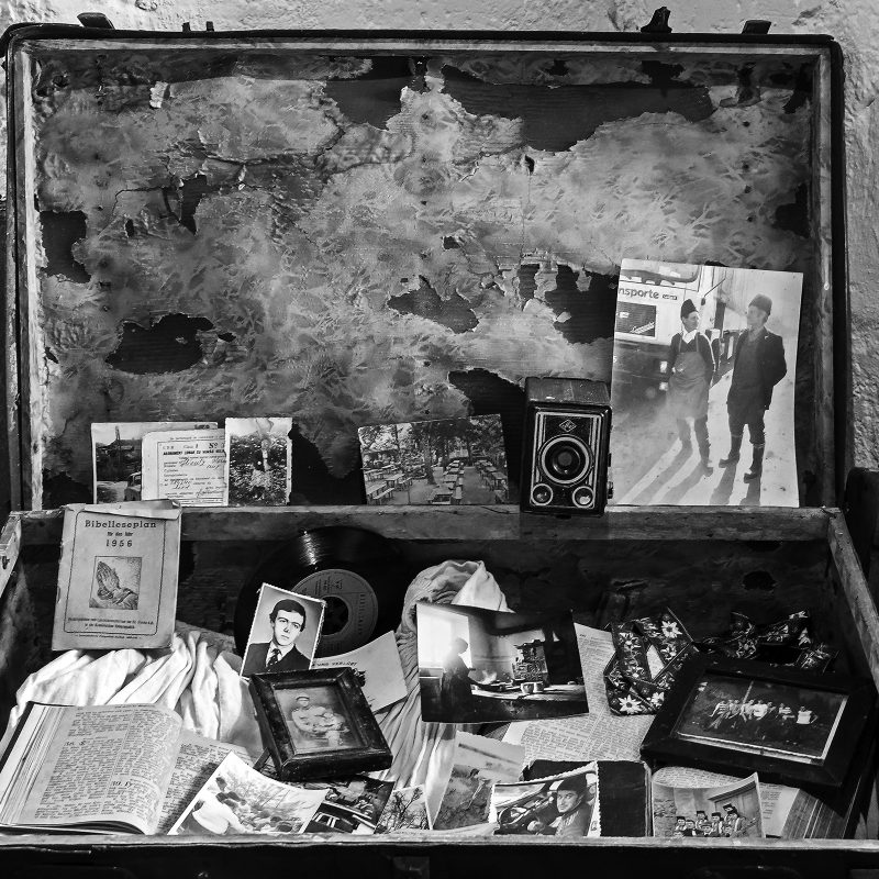 Fotokoffer in Alma Vii / Almen