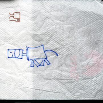 Jolis Hunde sehen allesamt aus, als hätte David sie gezeichnet...