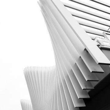 Bahnhof Reggio Emilia AV Mediopadana (Santiago Calatrava)