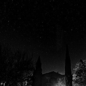 Nachthimmel über Pomantello