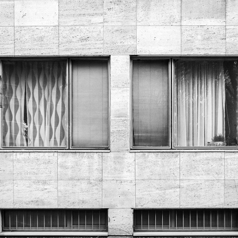 Uni-Fassade
