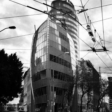Moderen Architektur findet sich in Bratislava beinahe an jeder Ecke